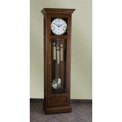 Zegar Hamal z białą tarczą
