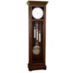 Zegar stojący Hamal Srebrny